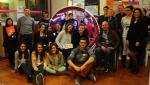 Etudiants et professeurs de l'ENSAM