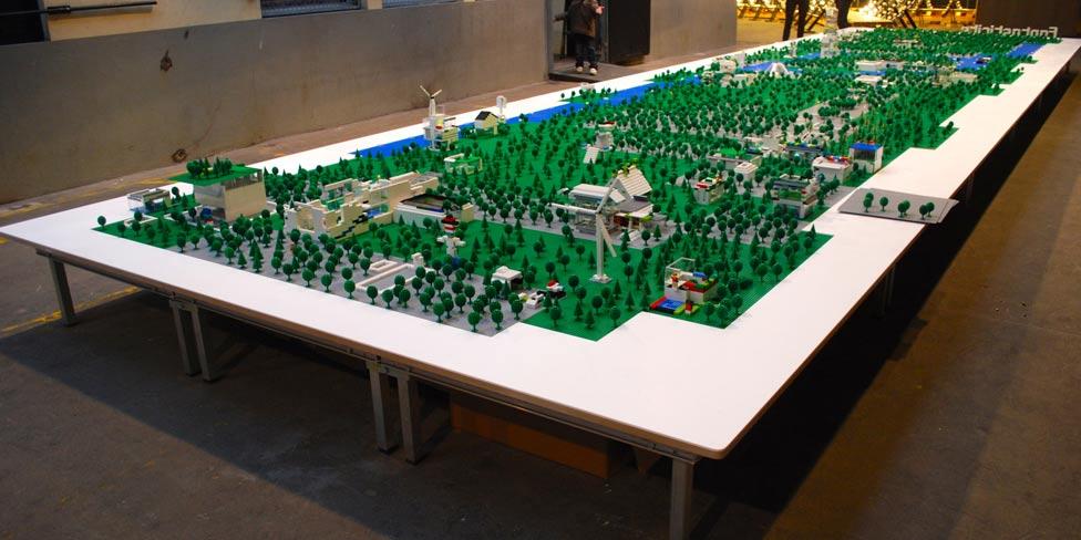 Surface De Jeu En Resine Pour Legos A Lille Fantasticite
