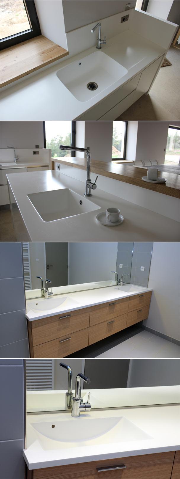 Cuisine - Salle de bains