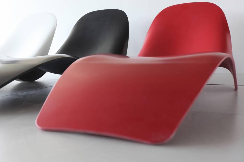 Exemple de design extérieur - fauteuils