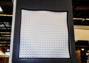 Usinage de V-korr en 3D - blanc