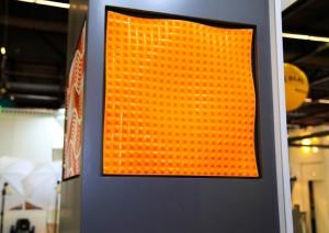 Usinage de V-korr en 3D - couleur