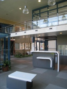 Banque d'accueil en V-korr - DDMT Aude