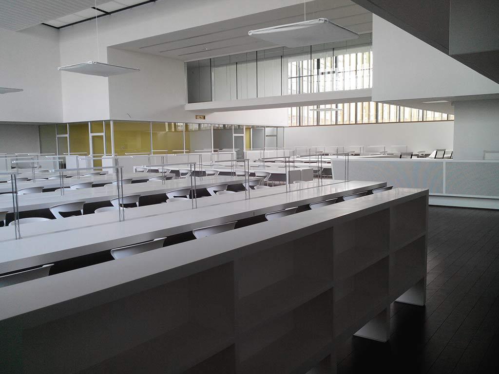 Tables de lecture en V-korr