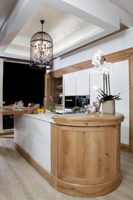 Cuisine du showroom - position 1