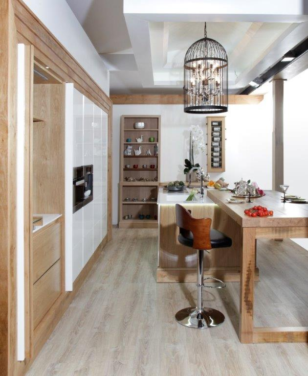 Showroom Trouillet Paris - Cuisine
