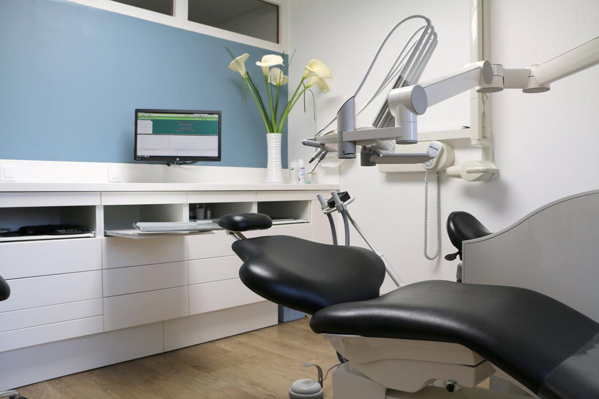 Mobilier de cabinet dentaire – Dr Fradet