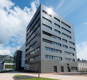 Bâtiment Université Grenoble - PILSI