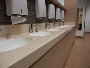 Toilettes et espace eau - Saint Etienne