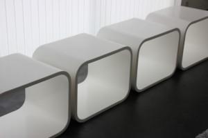 Cubes fauteuil V-korr