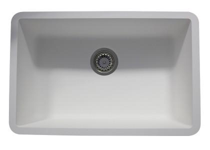 Evier Monobac Blanc - CR600P