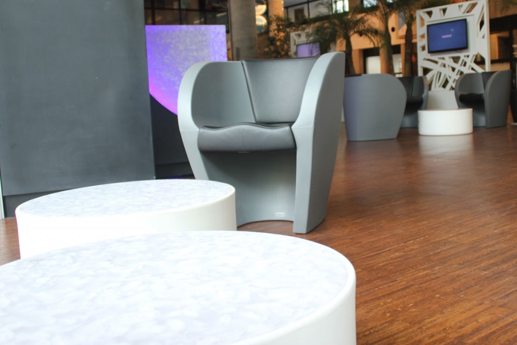 Tables basses en V-korr Creative Surface