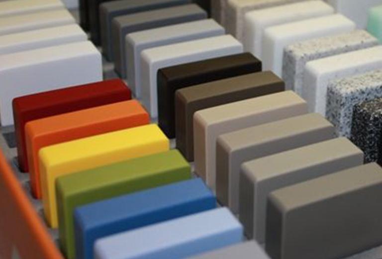Nouvelle gamme de coloris V-korr