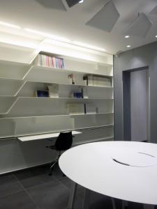 Aménagement de la salle de réunion - Dr Antoun