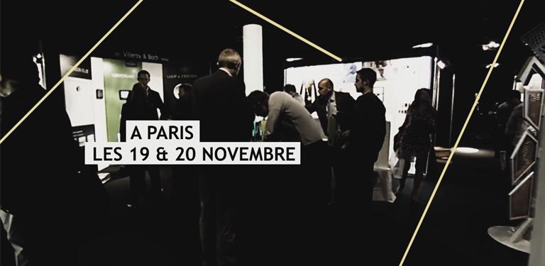 V-korr salon Architect@Work Paris 2015