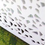 Usinage numérique de V-korr pour habillage mural
