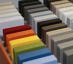 La gamme de coloris V-korr